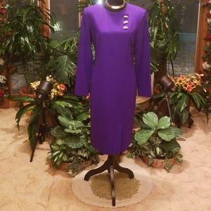 Vintage Jeremy Spencer Sheath Dress